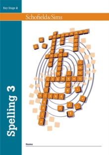 Image for Spelling Book 3: Year 3, Ages 7-8