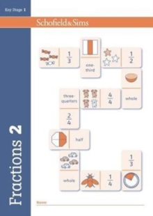 Image for Fractions, Decimals and Percentages Book 2 (Year 2, Ages 6-7)