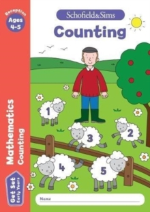 Image for Get Set Mathematics: Counting, Early Years Foundation Stage, Ages 4-5