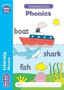 Image for Get Set Literacy: Phonics, Early Years Foundation Stage, Ages 4-5