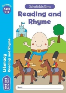 Image for Get Set Literacy: Reading and Rhyme, Early Years Foundation Stage, Ages 4-5