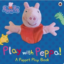 Image for Play with Peppa hand puppet book