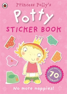 Image for Princess Polly's Potty sticker activity book