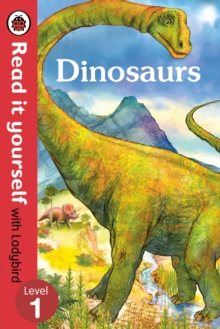 Image for Dinosaurs - Read it yourself with Ladybird: Level 1 (non-fiction)