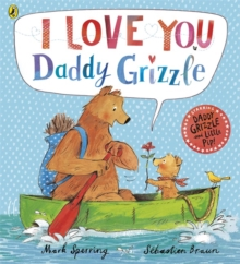 Image for I love you Daddy Grizzle