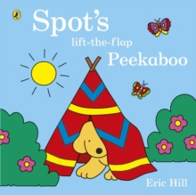 Image for Spot's lift-the-flap peekaboo