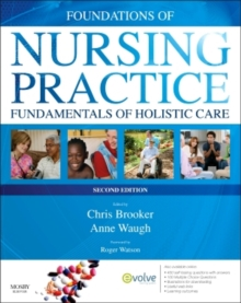 Image for Foundations of nursing practice  : fundamentals of holistic care