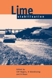 Image for Lime Stabilisation