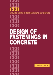 Image for Design of Fastenings in Concrete