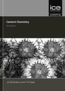 Image for Cement Chemistry Third edition
