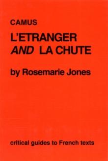 Image for Camus  : L'etranger and La chute