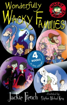 Image for Wonderfully wacky families