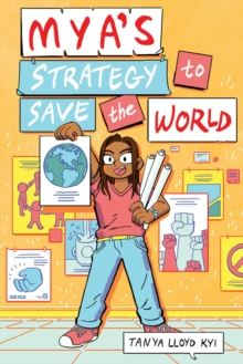 Image for Mya's strategy to save the world