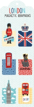 Image for London Magnetic Bookmarks