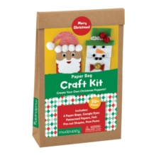 Image for Merry Christmas! Paperbag Craft Kit