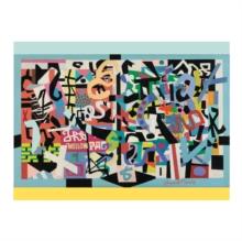 Image for Stuart Davis 1000 Piece Puzzle