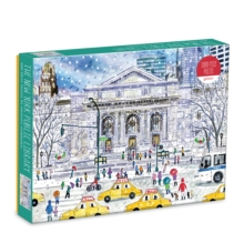 Image for Michael Storrings New York Public Library 1000 Piece Puzzle