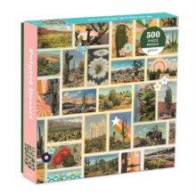 Image for Painted Desert 500 Piece Puzzle