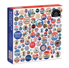 Image for Button Up America 500 Piece Puzzle