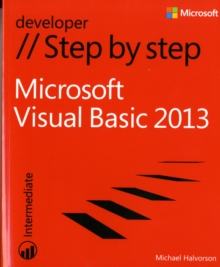 Image for Microsoft Visual Basic 2013 step by step