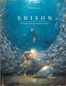 Image for Edison  : the mystery of the missing mouse treasure