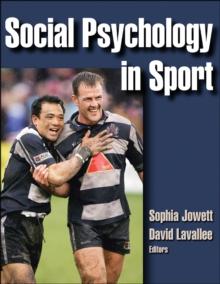 Image for Social psychology in sport