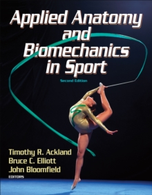 Image for Applied anatomy and biomechanics in sport