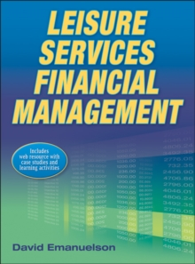 Image for Leisure services financial management