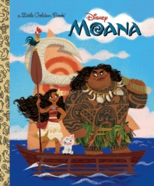 Image for Moana Little Golden Book (Disney Moana)
