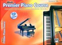 Image for Premier Piano Course : Universal Ed. Lesson Bk 1a