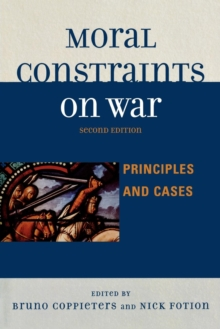 Image for Moral Constraints on War : Principles and Cases