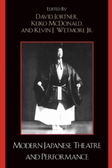 Image for Modern Japanese Theatre and Performance