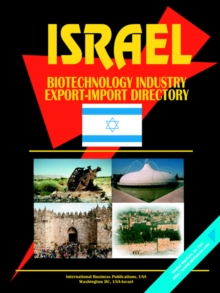 Image for Israel Biotechnology Industry Export-Import Directory
