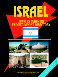 Image for Israel Jewelry Industry Export-Import Directory