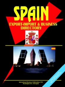 Image for Spain Export-Import Trade and Business Directory