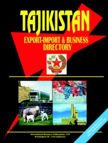 Image for Tajikistan Export-Import Trade and Business Directory
