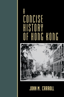 Image for A Concise History of Hong Kong