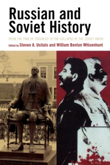 Image for Russian and Soviet History : From the Time of Troubles to the Collapse of the Soviet Union