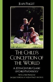 Image for The Child's Conception of the World : A 20th-Century Classic of Child Psychology