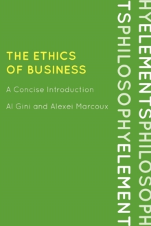 Image for The ethics of business  : a concise introduction