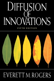 Image for Diffusion of innovations