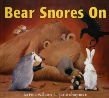 Image for Bear snores on