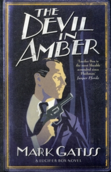 Image for The devil in amber  : a 'shocker'