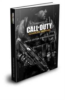 Image for Call of duty, advanced warfare limited edition strategy guide