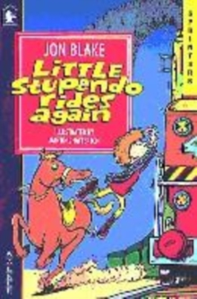 Image for Little Stupendo rides again