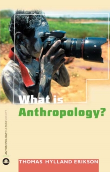 Image for What is anthropology?