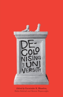 Image for Decolonising the university