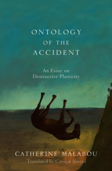 Image for The Ontology of the Accident : An Essay on Destructive Plasticity