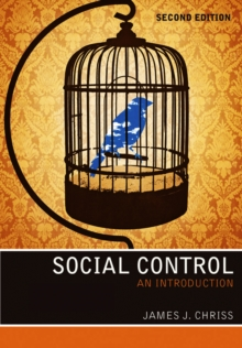 Image for Social control  : an introduction