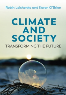 Image for Climate and society: transforming the future